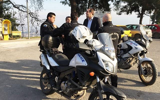 vesiropoylos police