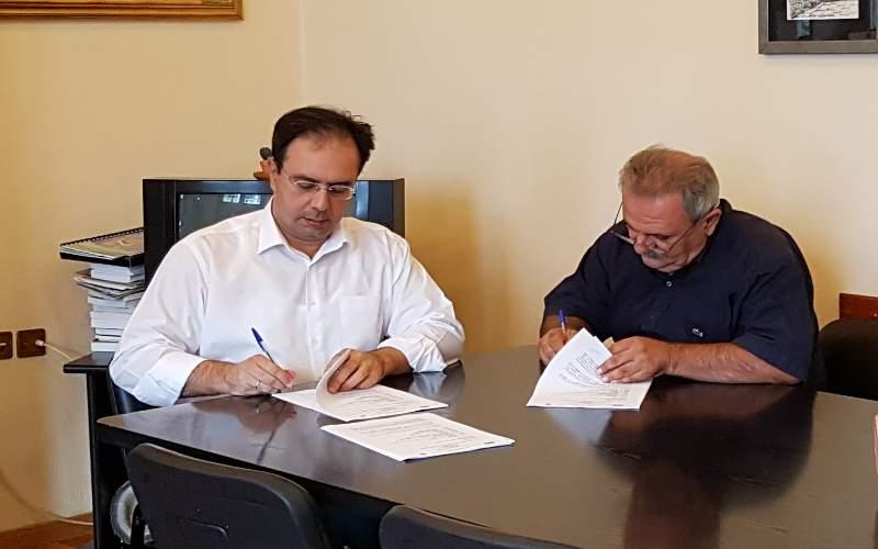 Υπογράφηκε η προγραμματική σύμβαση για το Σέλι